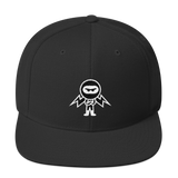 Deviant Coin / DEV WB LW Snapback Hat-Black- Crypto & Proud
