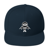 Deviant Coin / DEV WB LW Snapback Hat-Dark Navy- Crypto & Proud