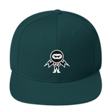Deviant Coin / DEV WB LW Snapback Hat-Spruce- Crypto & Proud