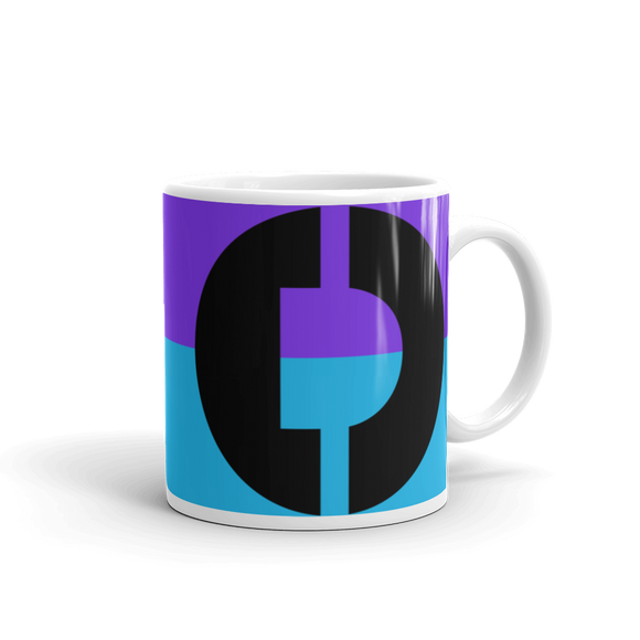 Digitex / DGTX B LBC Mug   - Crypto & Proud