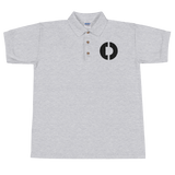 Digitex / DGTX B Polo-Sport Grey- Crypto & Proud