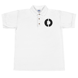 Digitex / DGTX B Polo-White- Crypto & Proud