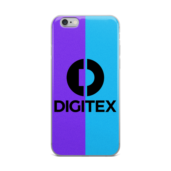 Digitex / DGTX BLC iPhone Case-iPhone 6 Plus/6s Plus- Crypto & Proud