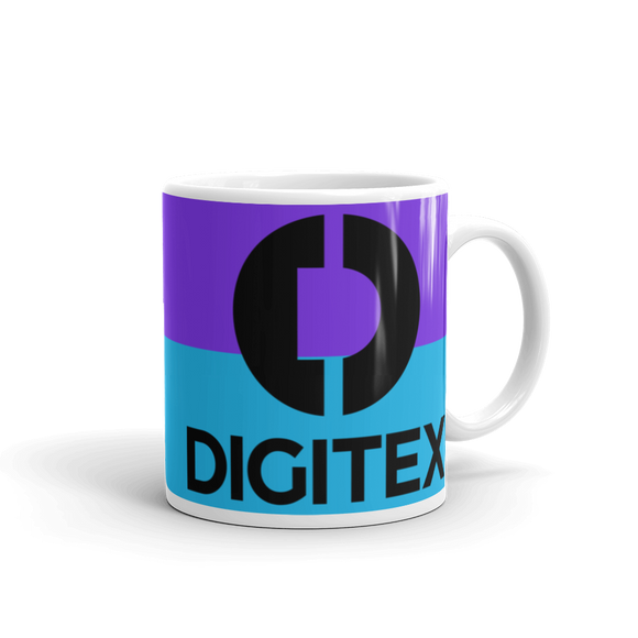Digitex / DGTX BLC Mug-11oz- Crypto & Proud
