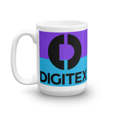 Digitex / DGTX BLC Mug- Crypto & Proud
