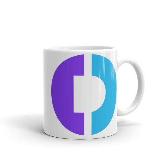 Digitex / DGTX C LC Mug-11oz- Crypto & Proud