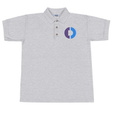 Digitex / DGTX C Polo-Sport Grey- Crypto & Proud