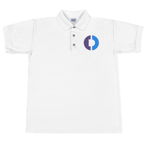 Digitex / DGTX C Polo-Black- Crypto & Proud