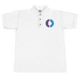 Digitex / DGTX C Polo-White- Crypto & Proud