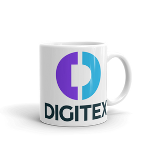 Digitex / DGTX CL Mug-11oz- Crypto & Proud