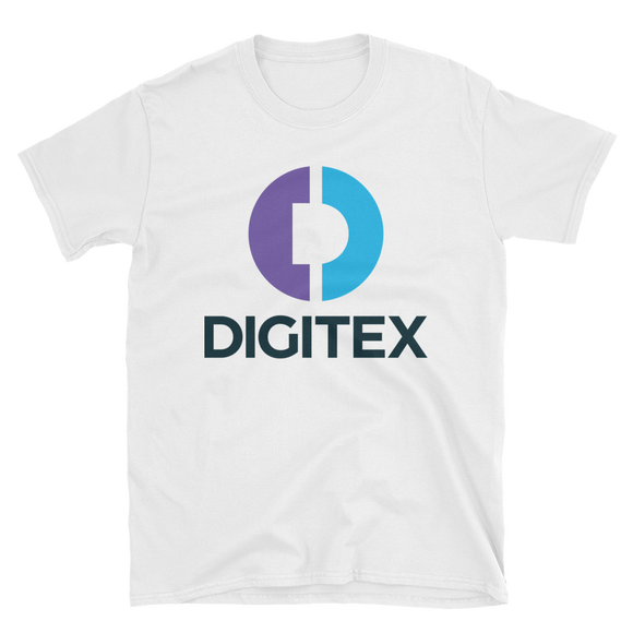 Digitex / DGTX CL Softstyle T-Shirt-S- Crypto & Proud