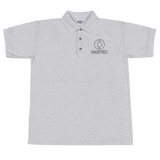 Digitex / DGTX OBL Polo-Sport Grey- Crypto & Proud