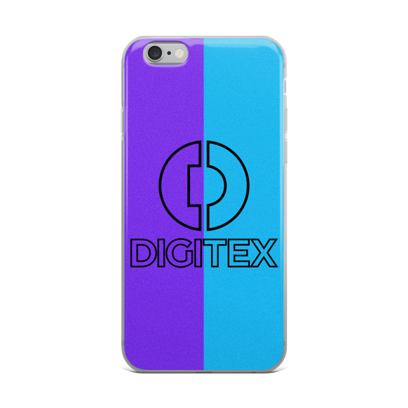 Digitex / DGTX OBLC iPhone Case-iPhone 6 Plus/6s Plus- Crypto & Proud
