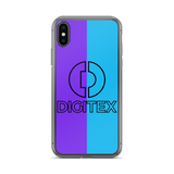 Digitex / DGTX OBLC iPhone Case-iPhone X/XS- Crypto & Proud