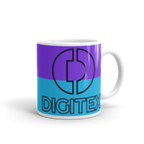 Digitex / DGTX OBLC Mug-11oz- Crypto & Proud