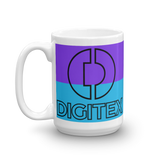 Digitex / DGTX OBLC Mug- Crypto & Proud