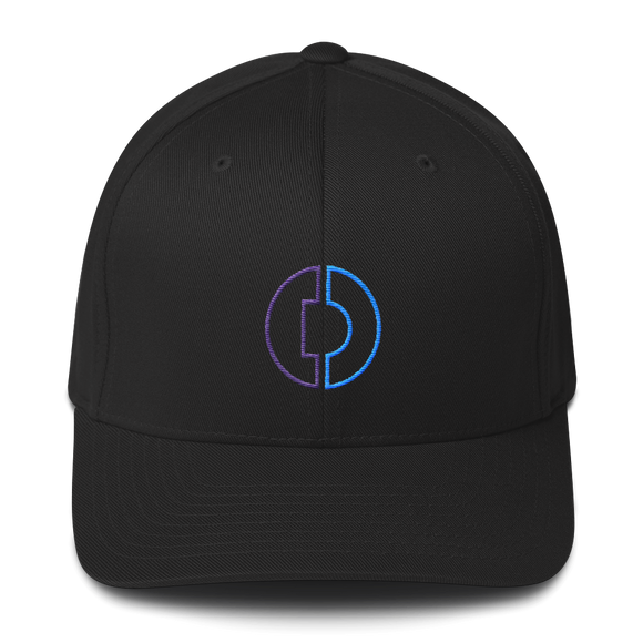 Digitex / DGTX OC LW Fit Cap-Black- Crypto & Proud