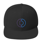 Digitex / DGTX OC LW Snapback Hat-Black- Crypto & Proud