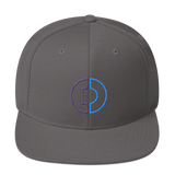 Digitex / DGTX OC LW Snapback Hat-Dark Grey- Crypto & Proud
