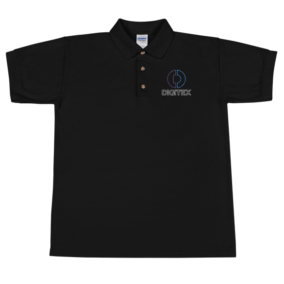 Digitex / DGTX OCWL Polo-S- Crypto & Proud