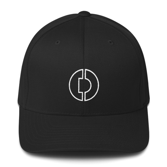 Digitex / DGTX OW LW Fit Cap-Black- Crypto & Proud