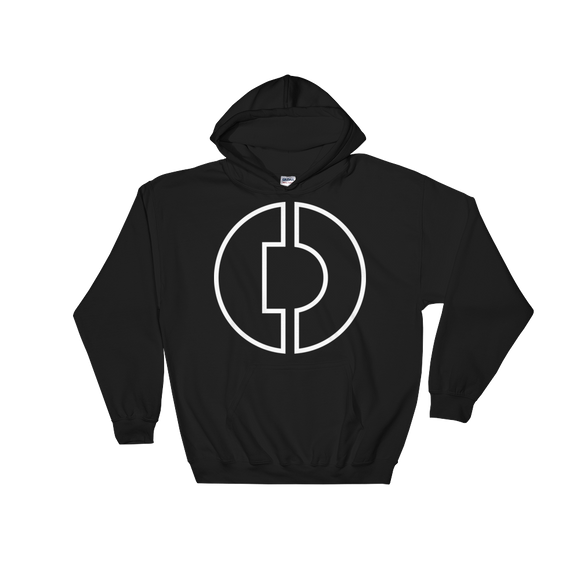 Digitex / DGTX OW LW Hoodie-Black- Crypto & Proud