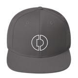 Digitex / DGTX OW LW Snapback Hat-Dark Grey- Crypto & Proud