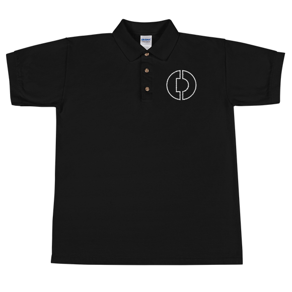 Digitex / DGTX OW Polo-Black- Crypto & Proud