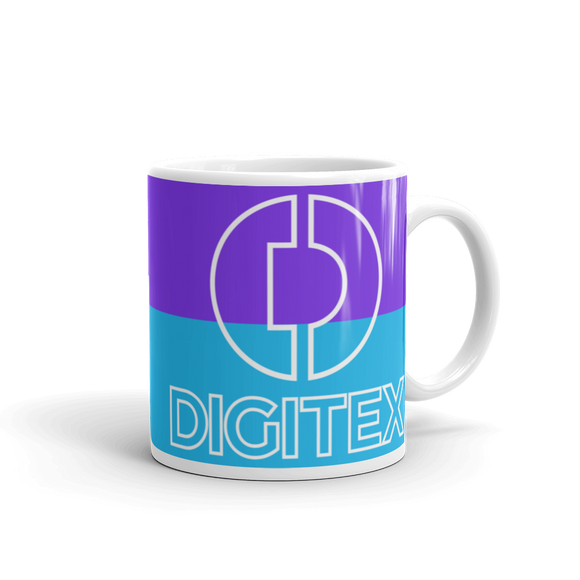 Digitex / DGTX OWLC Mug-11oz- Crypto & Proud