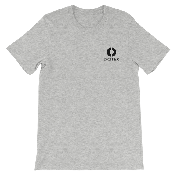 Digitex / DGTX SBL T-Shirt Premium-Athletic Heather- Crypto & Proud