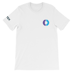 Digitex / DGTX SC LC T-Shirt Premium-White- Crypto & Proud