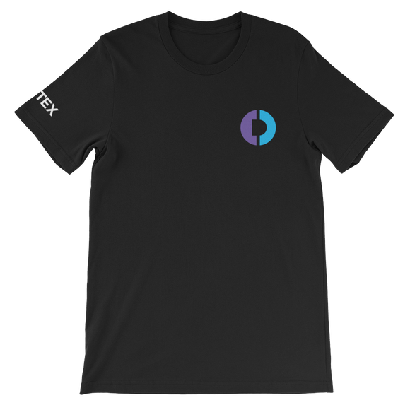 Digitex / DGTX SC LW T-Shirt Premium-Black- Crypto & Proud