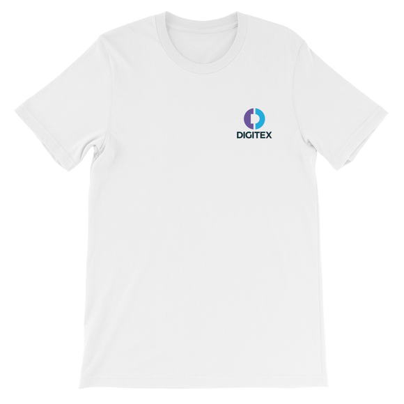 Digitex / DGTX SCL T-Shirt Premium-White- Crypto & Proud