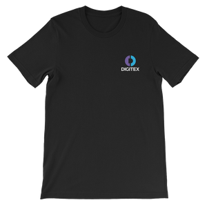 Digitex / DGTX SCWL T-Shirt Premium-Black- Crypto & Proud