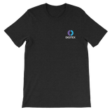 Digitex / DGTX SCWL T-Shirt Premium-Black Heather- Crypto & Proud