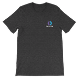 Digitex / DGTX SCWL T-Shirt Premium-Dark Grey Heather- Crypto & Proud