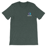 Digitex / DGTX SCWL T-Shirt Premium-Heather Forest- Crypto & Proud
