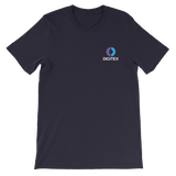 Digitex / DGTX SCWL T-Shirt Premium-Navy- Crypto & Proud