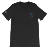 Digitex / DGTX SOC LW T-Shirt Premium-Black Heather- Crypto & Proud