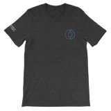Digitex / DGTX SOC LW T-Shirt Premium-Dark Grey Heather- Crypto & Proud