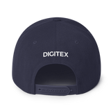 Digitex / DGTX W LW Snapback Hat- Crypto & Proud