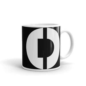Digitex / DGTX W LWB Mug-11oz- Crypto & Proud