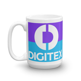 Digitex / DGTX WLC Mug- Crypto & Proud