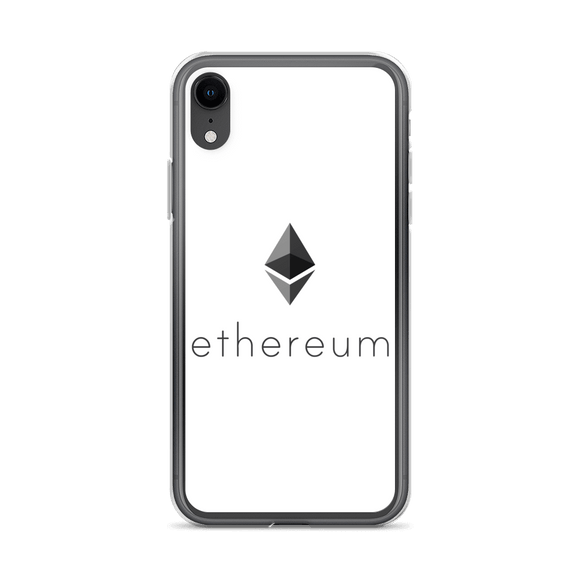 Ethereum/ ETH CLW iPhone Case