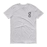 Golem / GNT OSB T-Shirt Premium-Heather Grey- Crypto & Proud