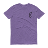 Golem / GNT OSB T-Shirt Premium-Heather Purple- Crypto & Proud