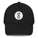 Golem / GNT RB Classic Hat-Black- Crypto & Proud