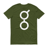 Golem / GNT W T-Shirt Premium-City Green- Crypto & Proud
