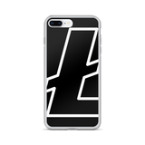 Litecoin / LTC OWB iPhone Case-iPhone 7 Plus/8 Plus- Crypto & Proud