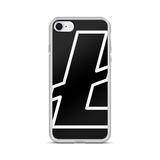 Litecoin / LTC OWB iPhone Case-iPhone 7/8- Crypto & Proud